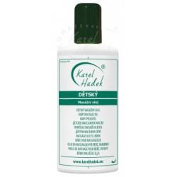 Dětský masážní olej 20 ml