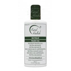 Neutrální masážní olej 1000 ml
