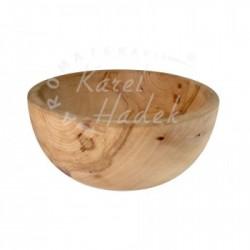 Dřevěná miska 160x70 mm