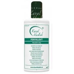 Fenyklový masážní olej 200 ml