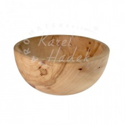 Dřevěná miska 120x70 mm